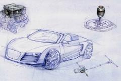 Commercial-Audi-R8-Spyder