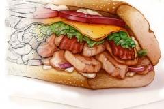 Commercial-Quiznos-Mesquite-Chicken-Sandwich