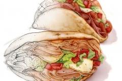 Commercial-Quiznos-Samie